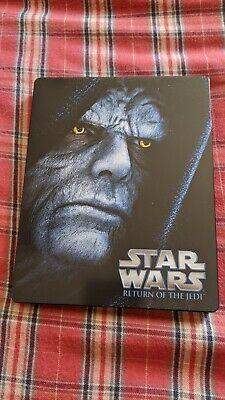 Star Wars - Return Of The Jedi Blu-Ray Steelbook