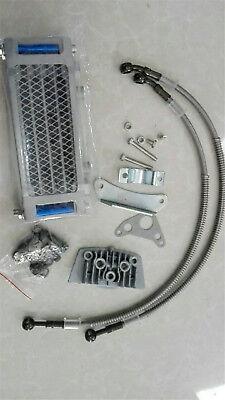 Oil Cooler radiator for 50 70 90 110CC Dirt Pit Bike Monkey Racing Motorcyle