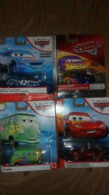Disney Pixar Cars Lot New In Pack