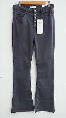 """bnwt Evans size 22//29/"""" Women/'s indigo blue jeans bootcut close fit"""
