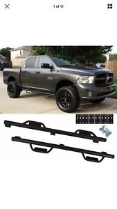 New in box 09-18 ram crew cab off road side steps