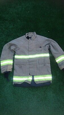 FIREFIGHTERS GOLD  FIRE TUNIC - Firefighter Tunic