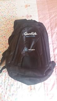 Godlife gym bag