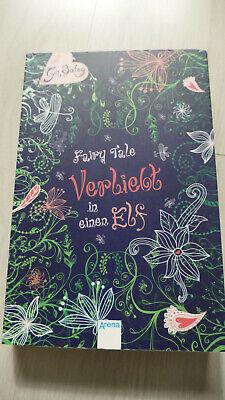 Mädchen, Buch, Fairy Tale, Verliebt in einen Elf, ab 14 - 17 Jahre (Ein Mädchen Elf)