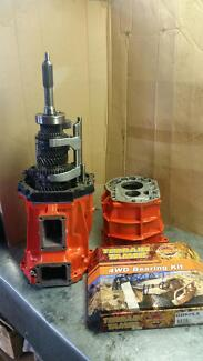 Reconditioned Hilux Gearboxes