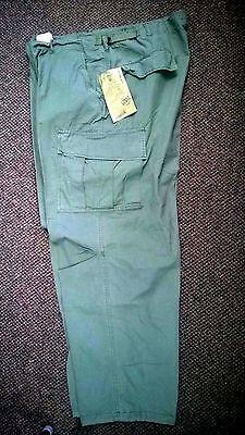 Vietnam Era Reproduction Six Pocket BDU Pants XXL NEW