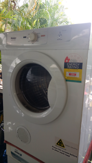 Dryer 6kg  Haier no heat