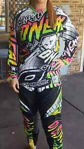 O'Neil moto riding gear size 14 $200 pants & jersey Byford Serpentine Area Preview