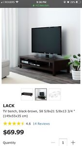 Come take it away  ikea lack tv stand