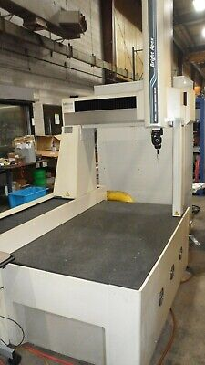 Mitutoyo Bright Apex 710 Cmm W Renishaw Probe Ph9 Coordinate Measuring Machine