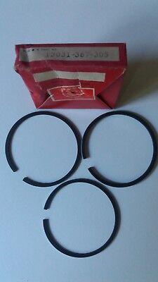 HONDA CB250G5 & CJ250T Genuine Piston Ring Set 2nd OverSize 0.50