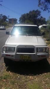 1997 Holden Jackaroo Wagon Bolton Point Lake Macquarie Area Preview