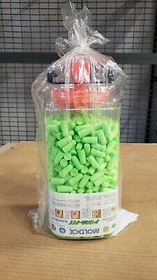 1 Moldex Ear Plugs Hearing Protection W Dispenser