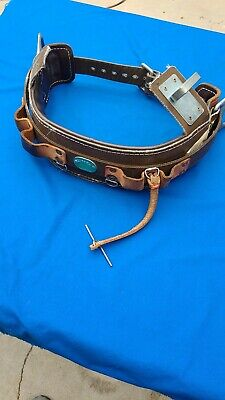 Buckingham Ers 2-d Ring Climbing Belt Size 24
