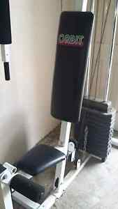 Orbit home gym Stirling Stirling Area Preview