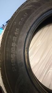 """All season 15"""" tires for sale $200"""