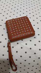 Small studded leather purse Ripley Ipswich City Preview