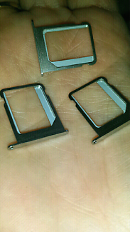 new iphone 4/4s sim card tray Incase u lose the sim tray heres