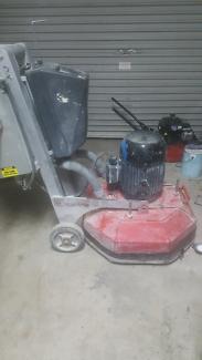Concretre Grinder Polisher
