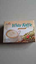 1 Box Instant Coffee - White Coffie Original Low Acid Kopi ...