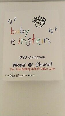 Baby Einstein DVD Collection 26 DVDs