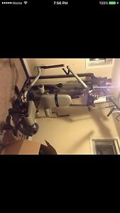 Completely Hom gym workout machine 210 Lb