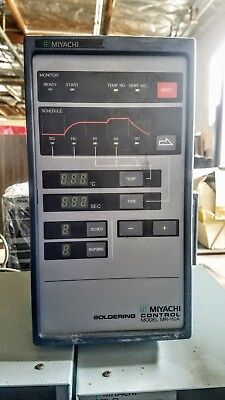 Miyachi Mr110a Controller For Spot Resistance Welder