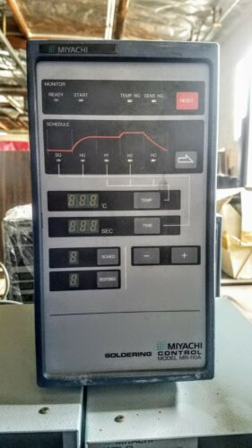 Miyachi MR110A Controller for spot resistance welder