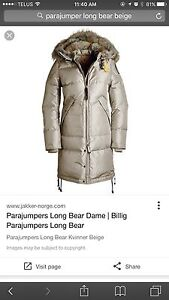 Parajumpers long bear XXS