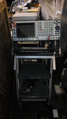 Ifr Fmam-1600s Cellular Protocol Analyzer W Lab Cart