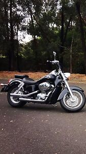 2003 Honda shadow vt750 Vermont South Whitehorse Area Preview