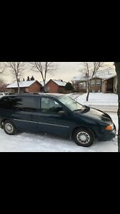 98 Ford windstar