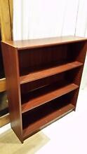 Timber veneer bookcase mid size Mosman Mosman Area Preview