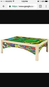 Imaginarium Train table with drawer