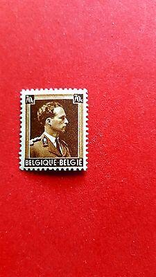 427-V1- Leopold III Belgie Variëteiten/Belgique Variëtés postfris ** (K16-0945)