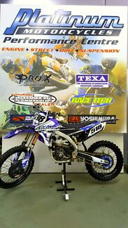 Platinum motorcycles