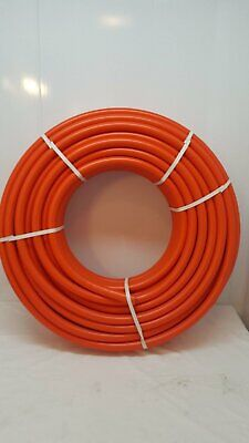 12-300 Feet Orange Pex-al-pex Tubing For Heating Plumbing