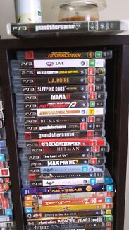 Ps3 games for sale Adelaide CBD Adelaide City Preview