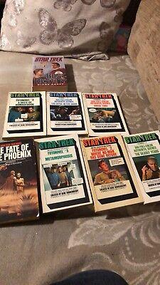 Star Trek Classic Books
