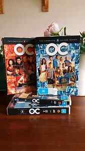 The OC seasons 1-4 Box Hill North Whitehorse Area Preview