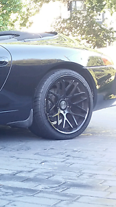 19 inch Vertini Magic Concave Wheels West Ryde Ryde Area Preview