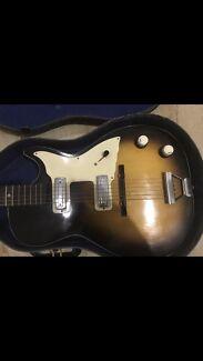 Vintage 1958 Harmony H-46 Stratotone Mars