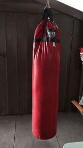 150cm Morgan heavy punch boxing bag Canterbury Boroondara Area Preview