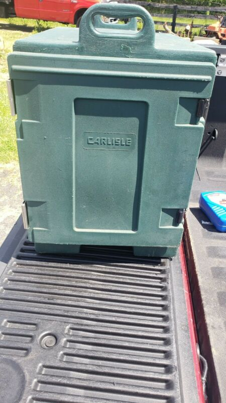 Carlisle NPC300N End Loading Insulated Food Pan Carrier