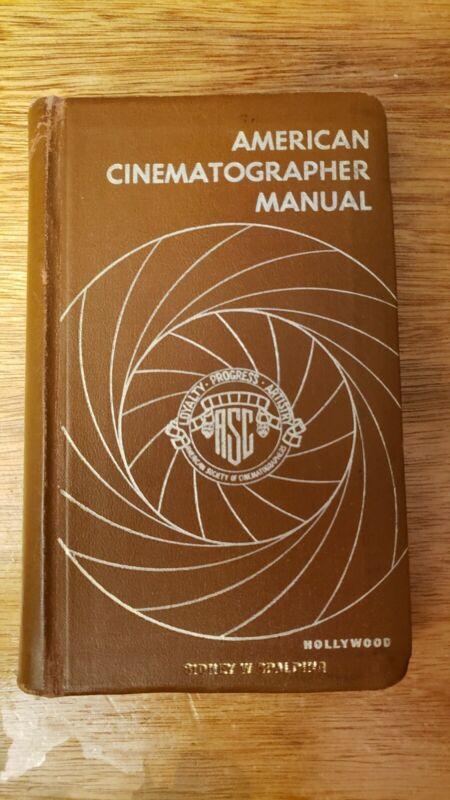 ASC Manual third edition 1969.