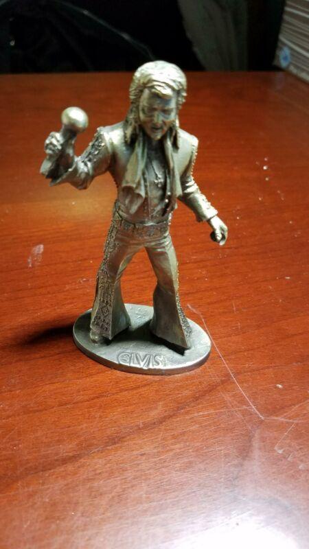 Perth Pewter  ELVIS  Figurine