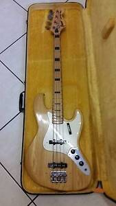 1974 GRECO JAZZ BASS NATURAL w/OHSC Newcastle Newcastle Area Preview