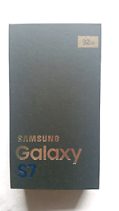 Sealed Samsung galaxy s7 gold platinum Belmore Canterbury Area Preview