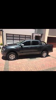 2015 Ford ranger xls