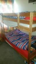 Single bunk beds Grays Point Sutherland Area Preview